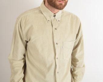 Vintage Levi's Shirt Size M 90'S (1901)
