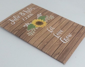 Sunflower Wedding Favors, Sunflowers Seed Wedding Favors, Sunflower Seed Favors, rustic wedding favors, sunflower favors