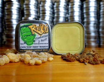 Natural Shea Balm - 'Frankincense and Myrrh' Moisturizer- Teen Made in Chicago