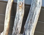 Crape Myrtle Limb Branch. Rustic Home Decor Craft Specialty Wood. Mantle Hanging