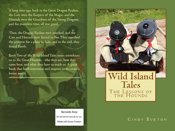 Libro segundo  los cuentos de la isla salvaje por WildIslandCats