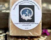 Donegal Lace Soap - Irish...