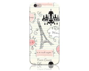 iPhone 7 Case #When in Paris Cool Design Hard Phone Case