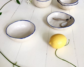 Ceramic Bowl - Handmade Bowl - Pottery Bowl - Small Bowl