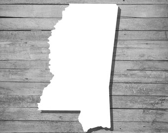 Mississippi Map Art Dry Erase Ms Wedding Gift Whiteboard Message Board Us Map