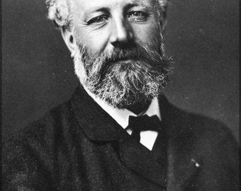 16x24 Poster; Jules Verne