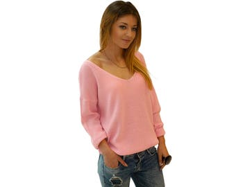 Sweater MODERN | Pink