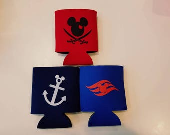 Disney Cruise Line DCL Inspired Can Hugger Great Fish Extender (FE) Gift