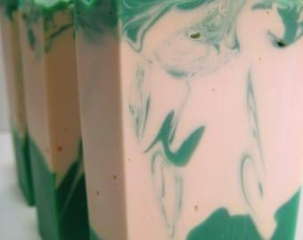 Irish Tweed Handcrafted Soap