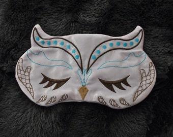 Woodland Creature Sleep Mask