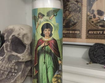 St Clair Huxtable Cosby Show Mothers Day Prayer Candle