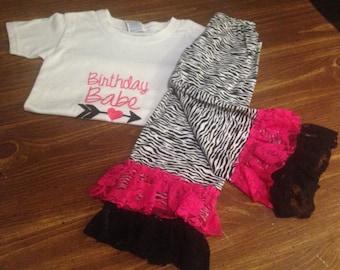 Birthday babe set