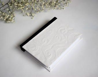 Wedding Journal, White Hardcover Journal