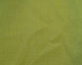 Vintage 2 pieces chartreuse voile fabric