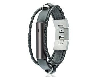 Misfit Ray Bracelet Fusion - Black