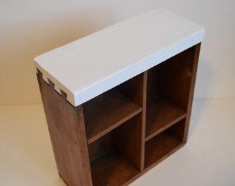 Wooden Drawer Primitive Display