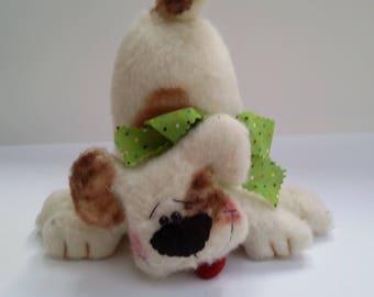 dog decor , puppy home decor, dog lover gift, puppy decoration,  dog shelf sitter, dog decoration, puppy shelf sitter, dog doll, plush dog