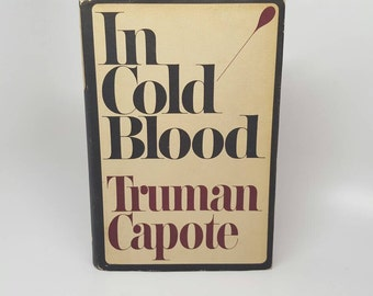 Truman Capote: In Cold Blood, First Edition