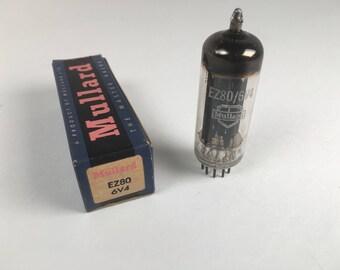Mullard EZ80 (6V4) NOS Vacuum Tube
