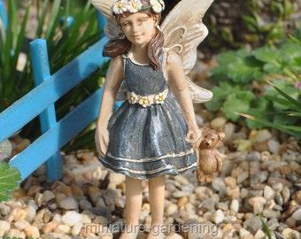 Fairy Brianne for Miniature Garden, Fairy Garden