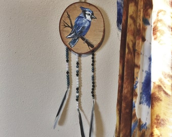 Bluejay Wall Decor