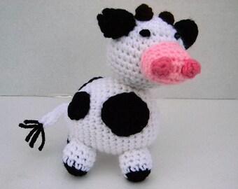 Amigurumi Highland Cow : Amigurumi cow Etsy