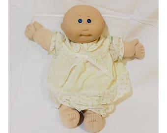 1982 Original Cabbage Patch Kid Preemie Doll