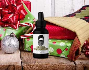 christmas gifts for men - imperial sandalwood beard oil by yukons beard - gift ideas for men - christmas gifts for dad - sandalwood