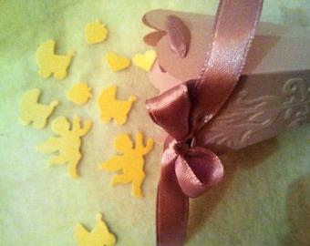 Confetti for cones