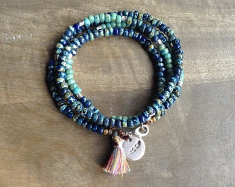Bohemian bracelet hippie bracelet boho chic jewelry boho chic bracelet gypsy womens jewelry boho bracelet rustic bracelet boho chic style