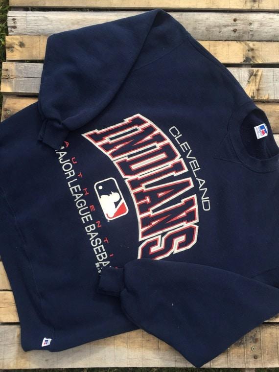 90s Cleveland Indians Crewneck Sweatshirt