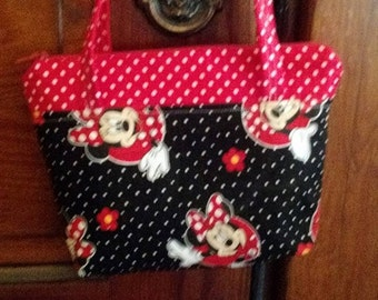 Little Girl's Minnie Mouse purse