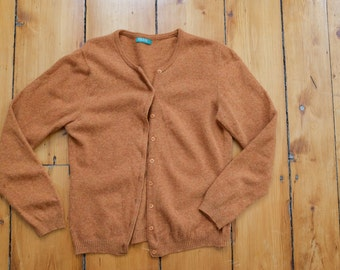 United Colors of Benneton Wool Cardigan
