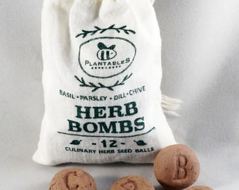 Herb Bombs