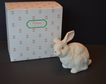 1997 Department 56 Easter Bunny