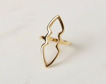 Paloma Arrow Ring