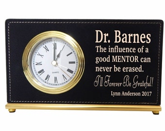 Custom Professor Gift, Mentor Appreciation Gift,College Teacher Gift,Tutor Gift,Student to Mentor Gift, Personalized Lecturer Gift , LCT008