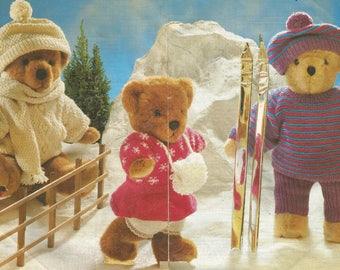 Skating Teddy Bear Etsy
