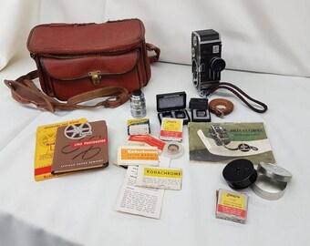Paillard bolex cinema camera