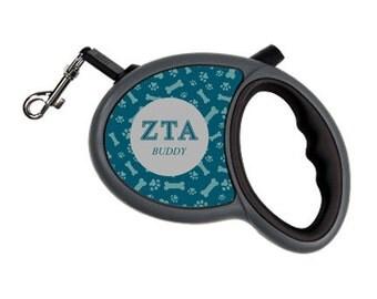 Zeta Tau Alpha Dog Leash