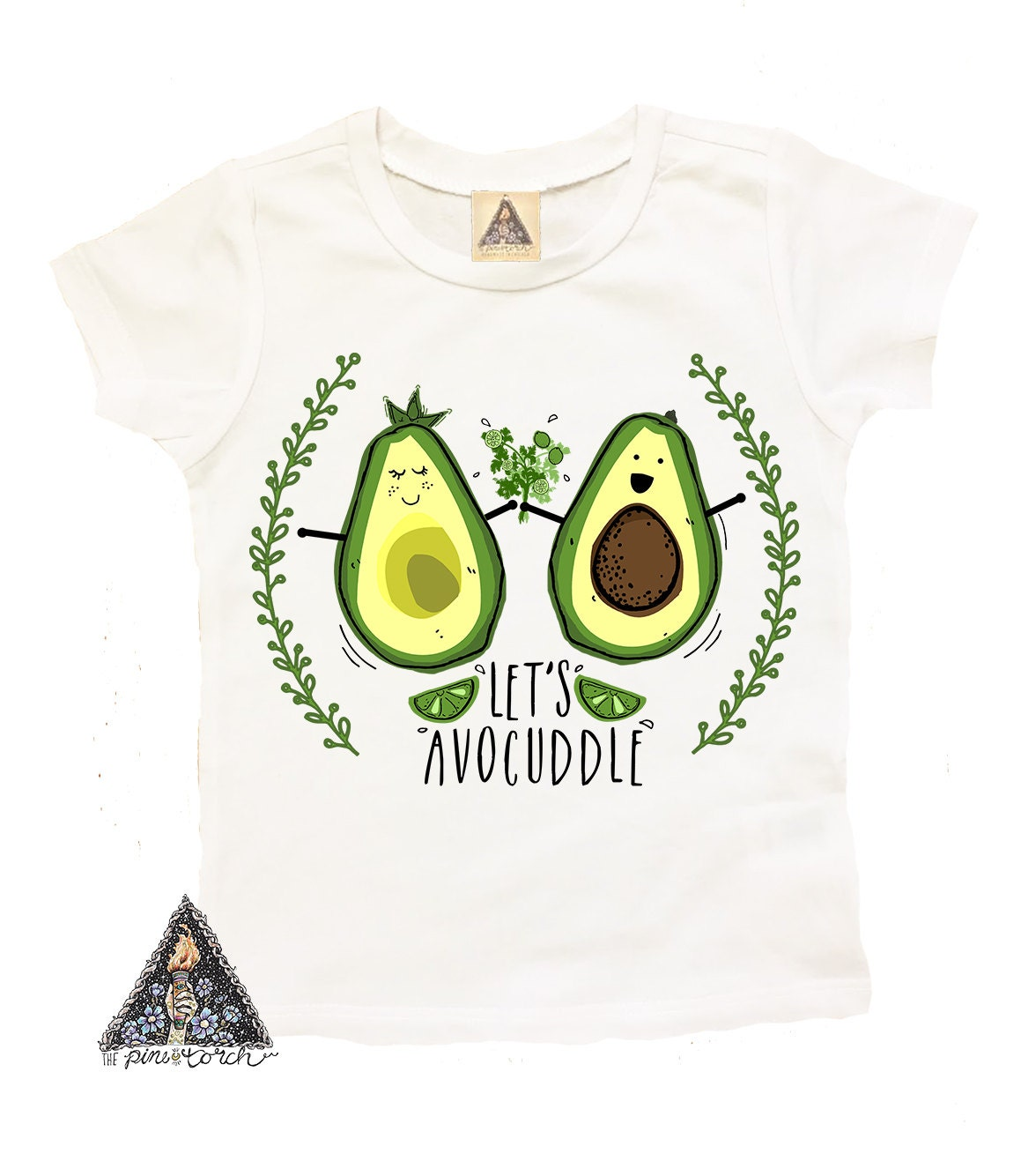 avocuddle avocado guacamole baby shirt guac shirt cuddle. Black Bedroom Furniture Sets. Home Design Ideas