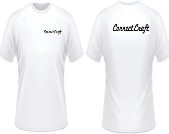 Correct Craft Boats T-Shirt