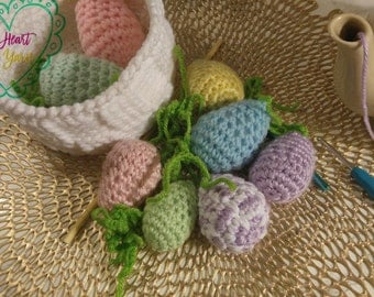Quick and Easy Easter Egg Pattern