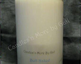 CMBG Soy Jar Pillar