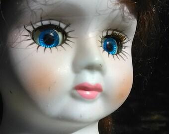 Vintage China Doll