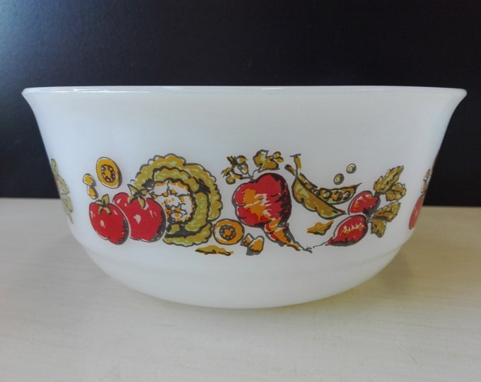 Vintage casserole, Jena, schott mainz, 1-6-144