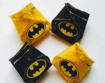 Batman Baby Shower Party Favor