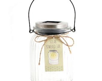 Solar Powered Jar