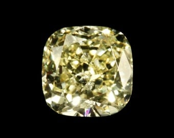 Radiant Cut Diamond, 0.55 CT Fly l1, GIA Certified Natural Loose Diamond, Radiant Cut For Engagement Ring, Loose GIA Diamond