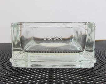 authentic ashtray signed LUMAX mid century 1950-1960-50's 60's Le Corbusier, Perriand french vintage Ashtray